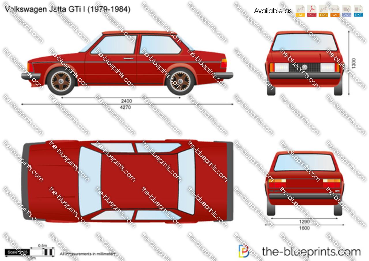 Volkswagen Jetta GTi I