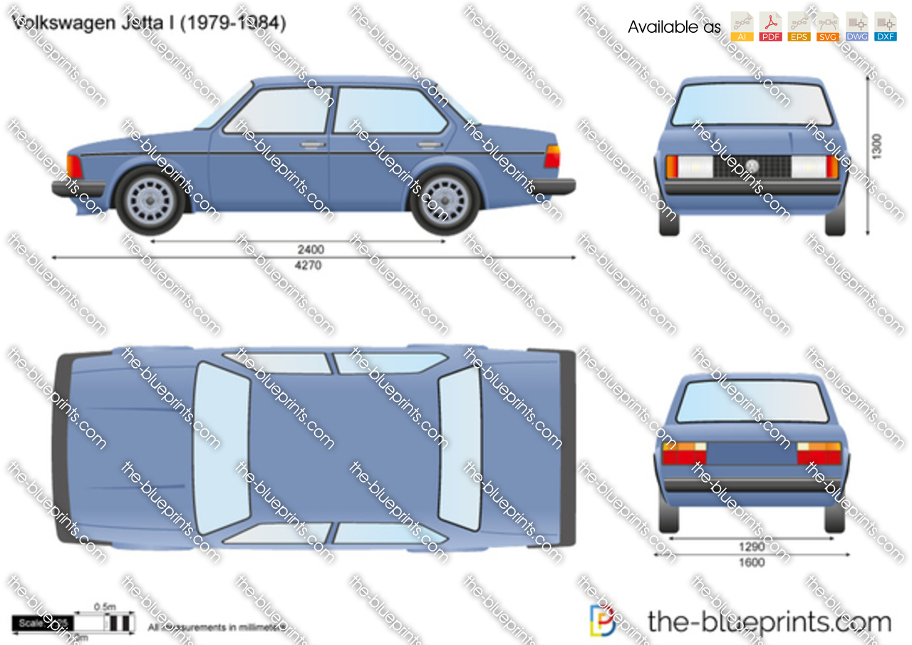 Volkswagen Jetta I