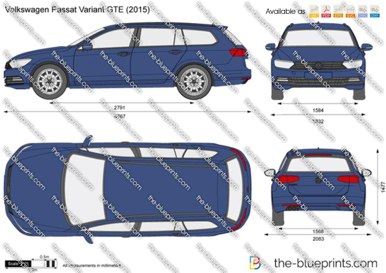 Volkswagen Passat GTE 2017