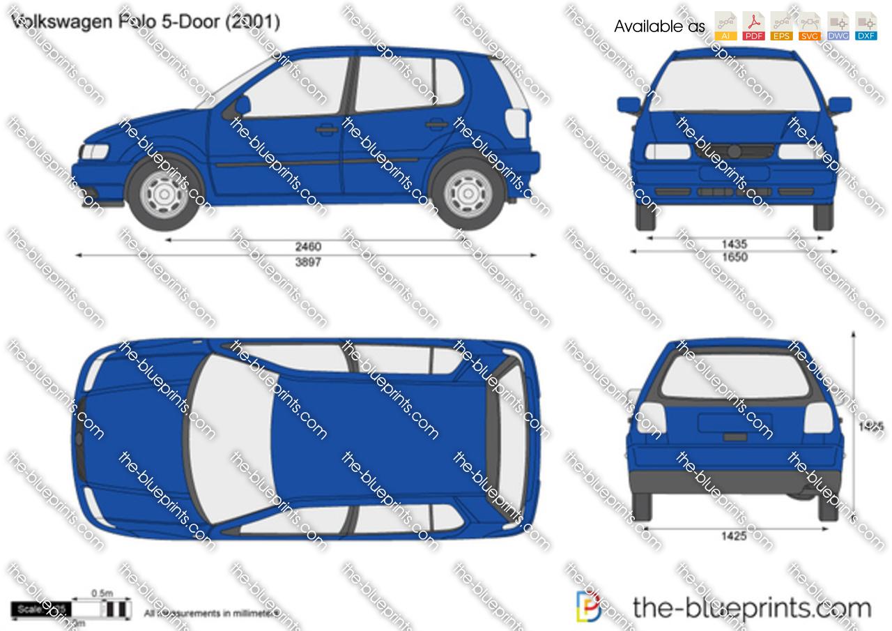 Volkswagen Polo 5-Door