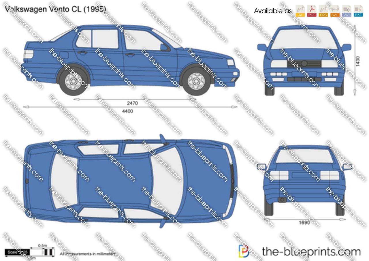 Volkswagen Vento CL