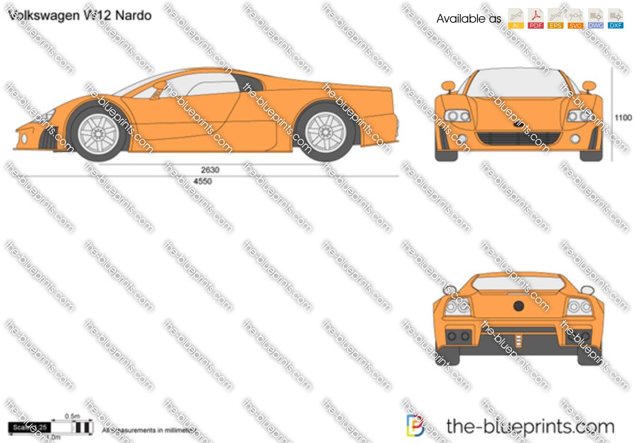Volkswagen W12 Nardo