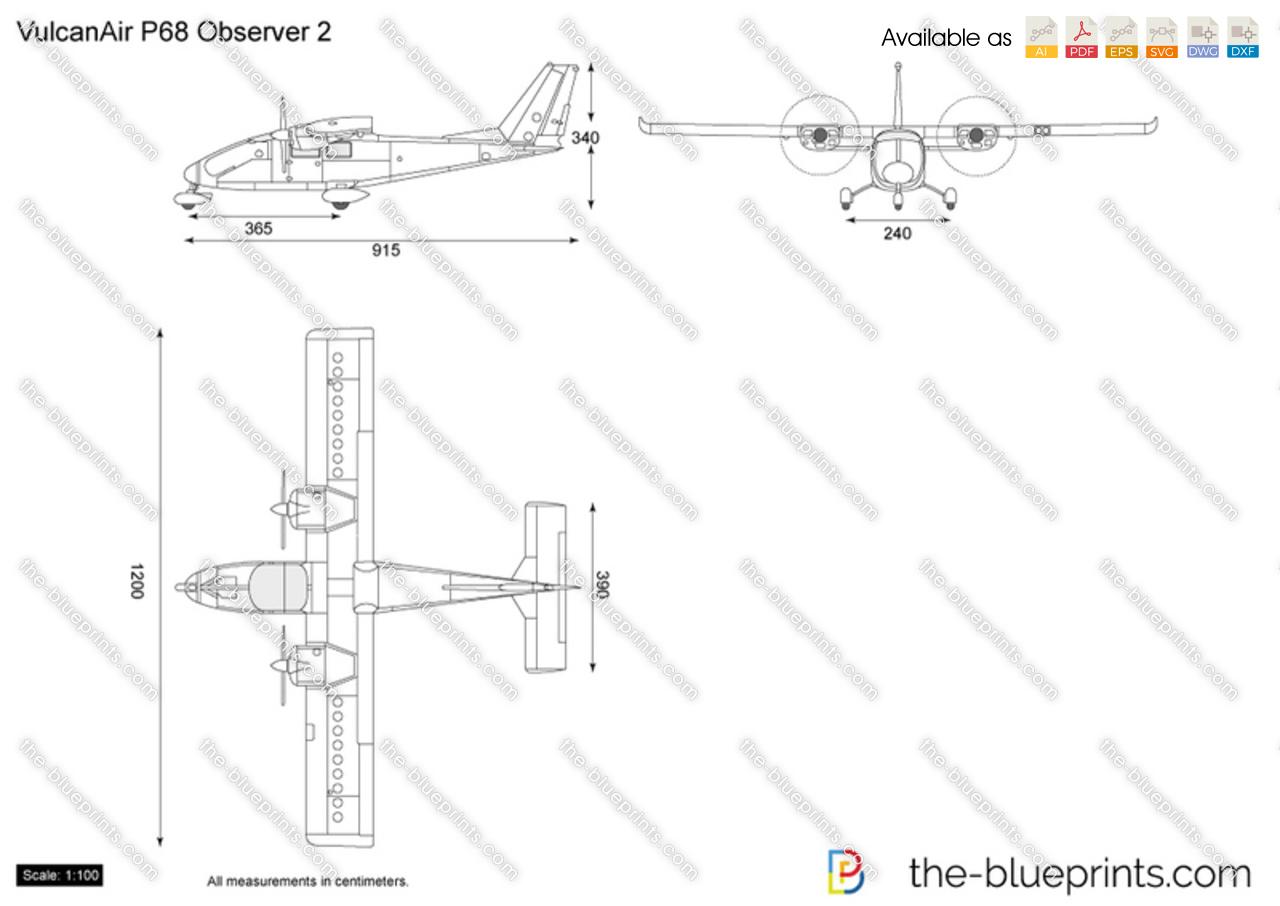 VulcanAir P68 Observer 2