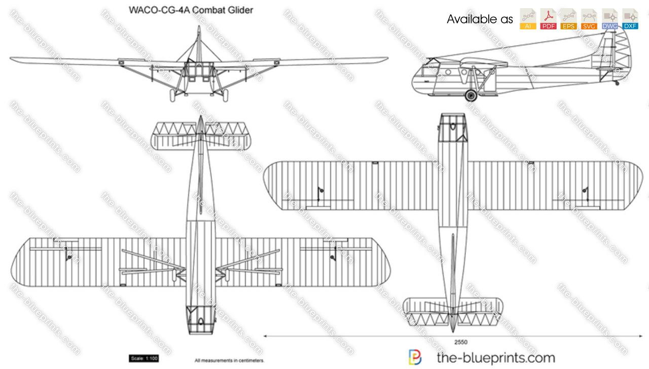 WACO-CG-4A Combat Glider