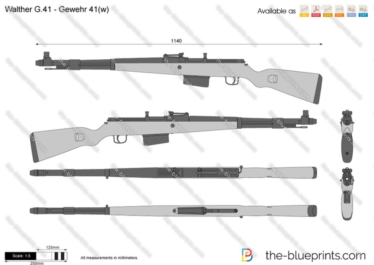 Walther G.41 - Gewehr 41(w)