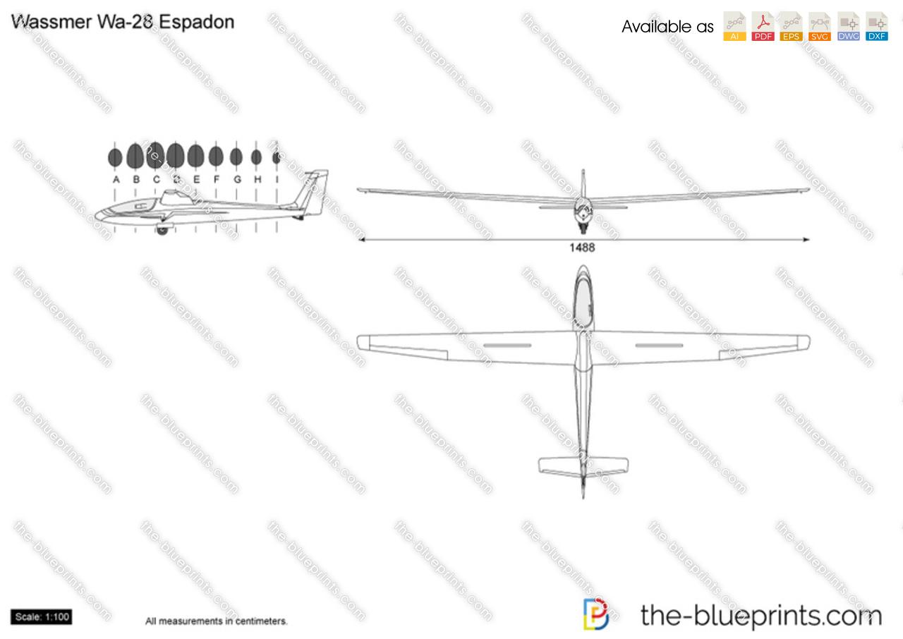 Wassmer Wa-28 Espadon