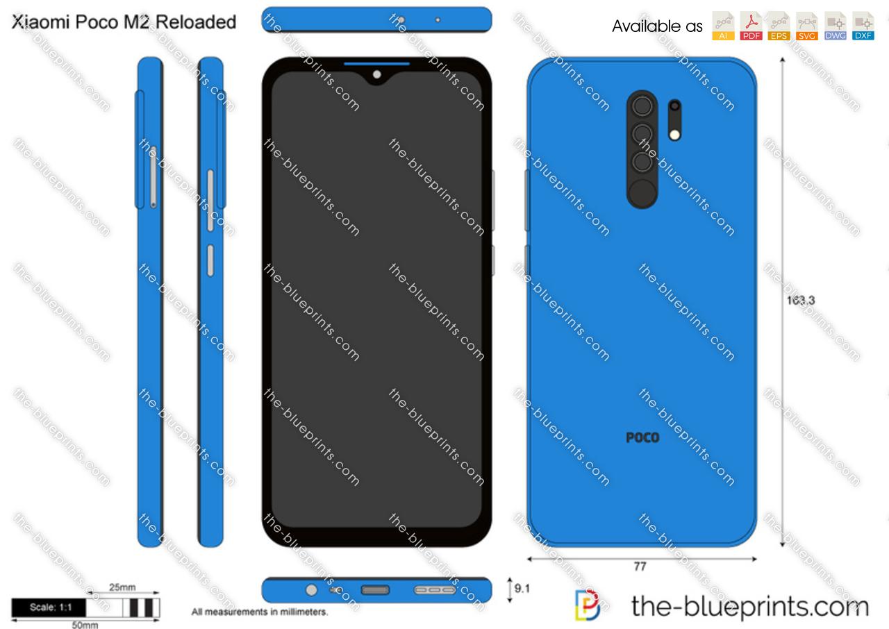 Xiaomi Poco M2 Reloaded