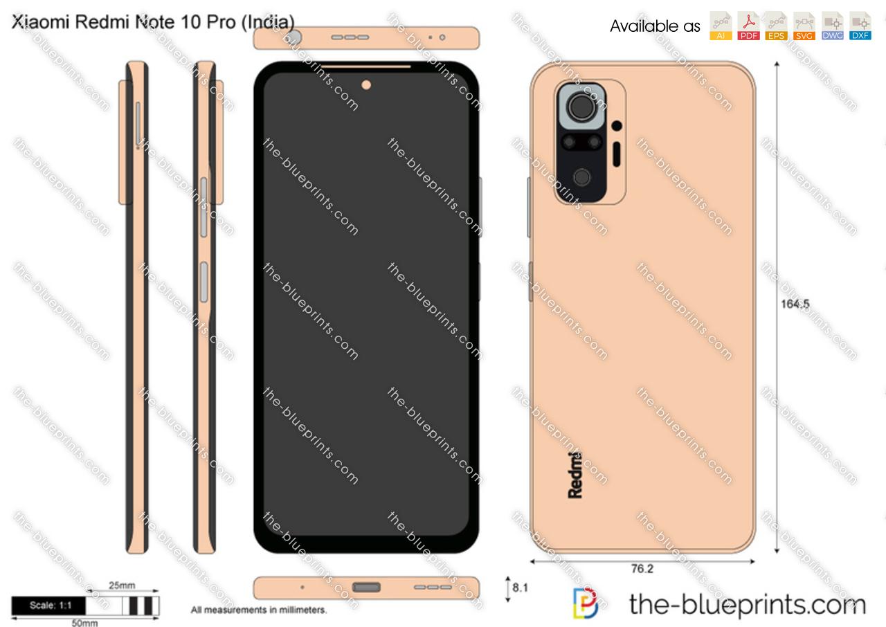 Xiaomi Redmi Note 10 Pro (India)