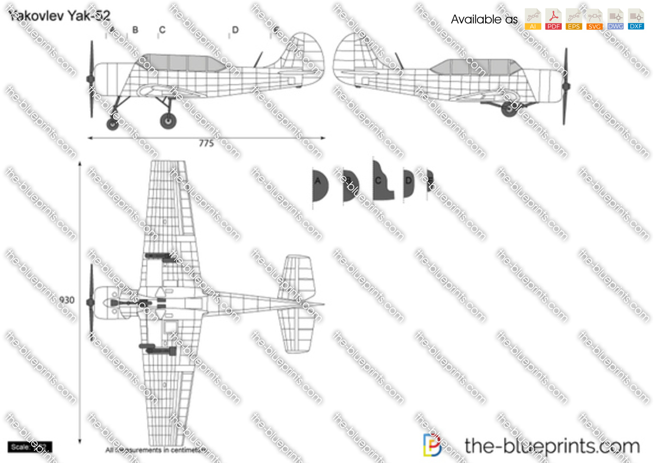 ww2 plane blueprints with Yakovlev Yak 52 on Aircraft moreover Horten Ho 229 V3 as well 11 as well Ta 152 H 0 In Nasm In Washington D C moreover Ww2japan.