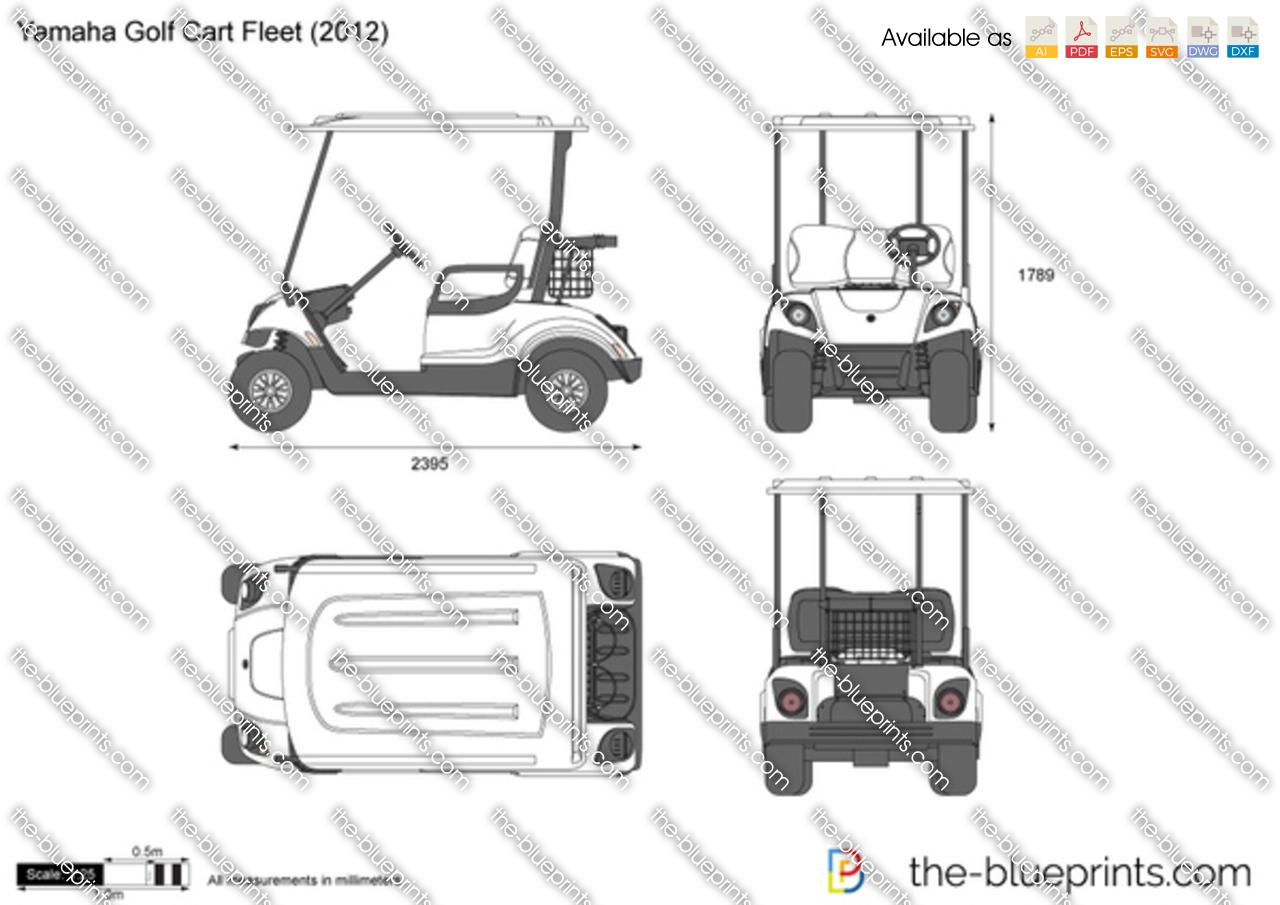 Yamaha Golf Cart Fleet 2019