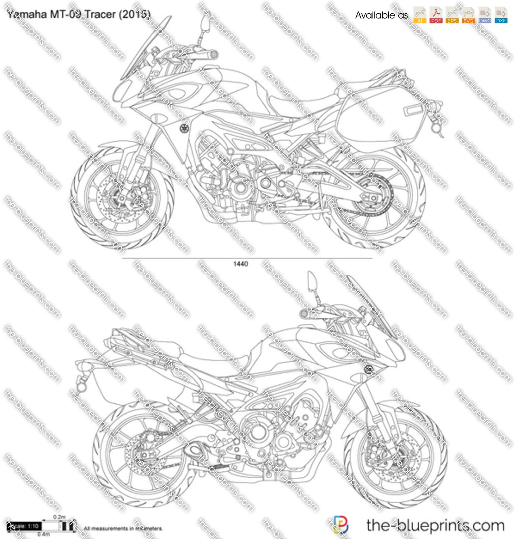 Yamaha MT-09 Tracer 2016