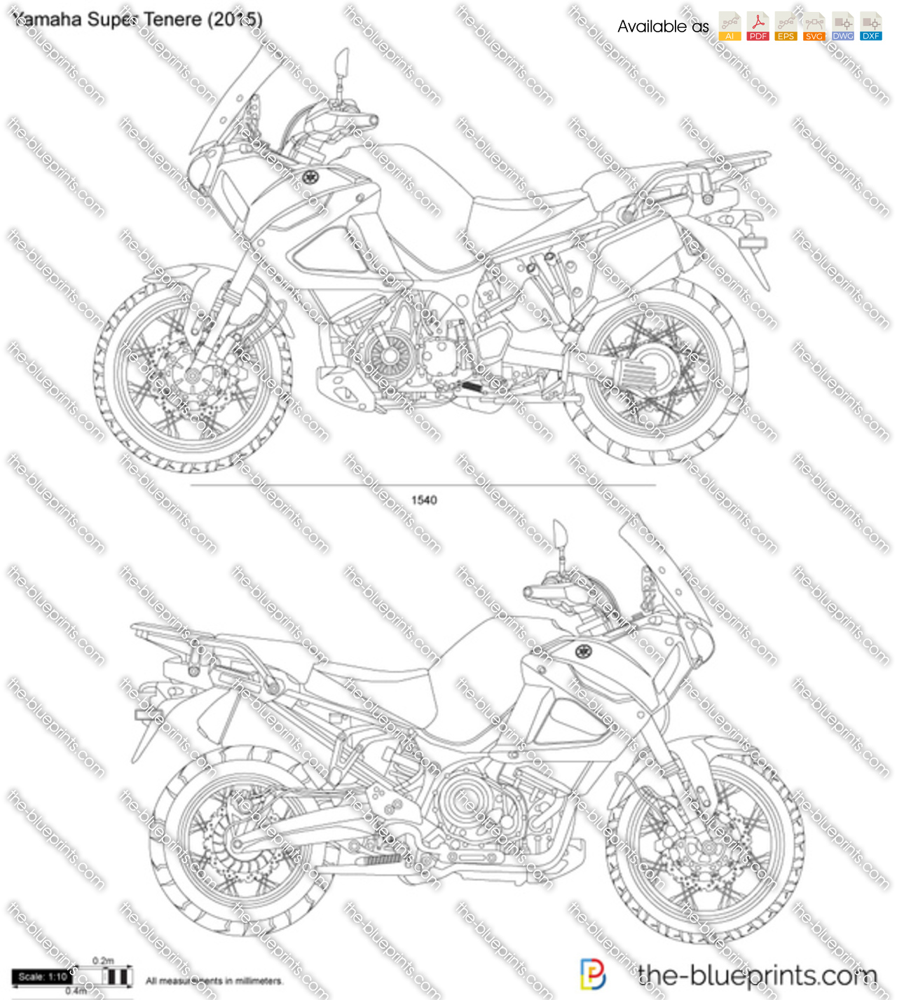 Yamaha Super Tenere 2016