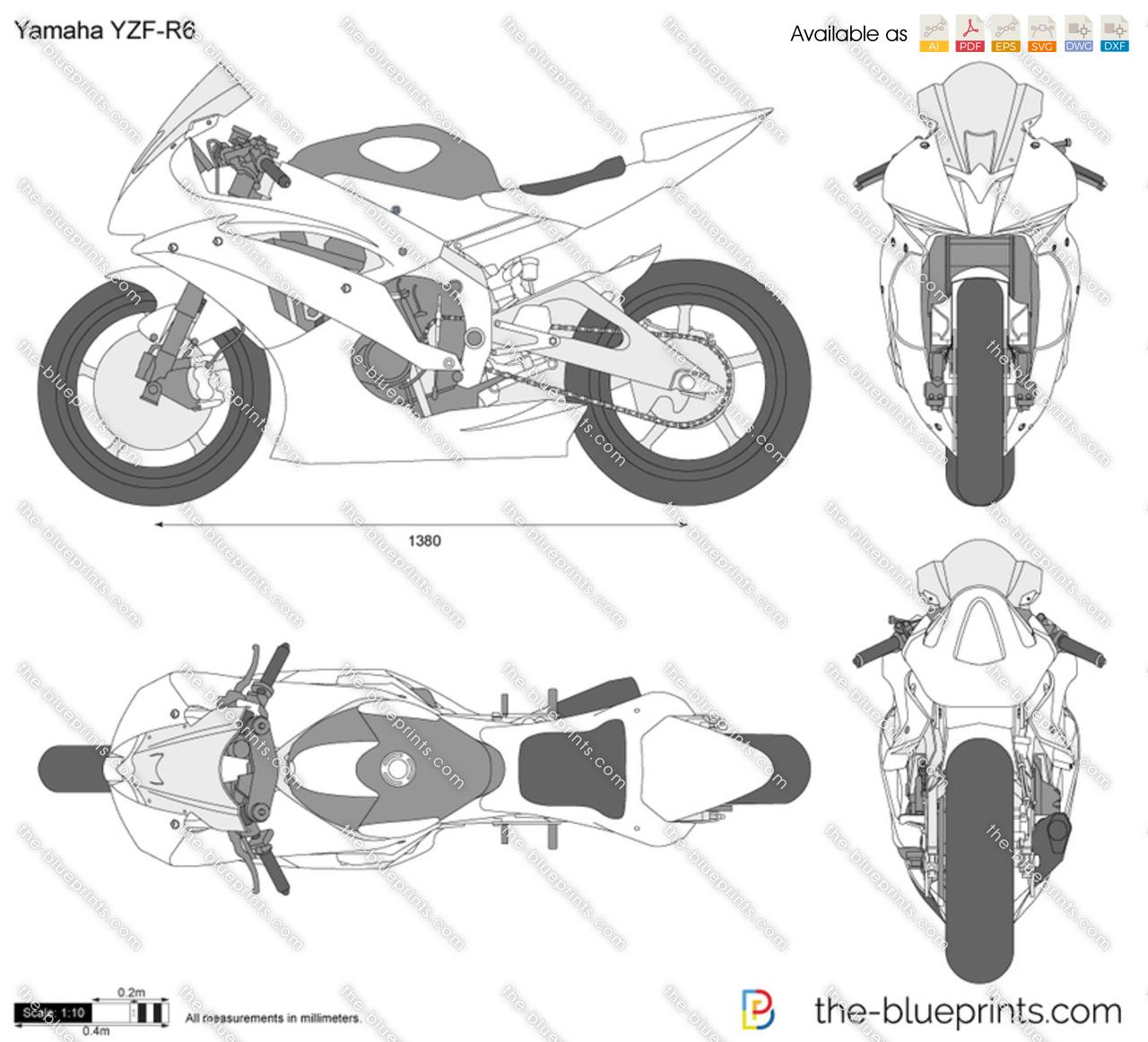 Yamaha YZF-R6 (race)