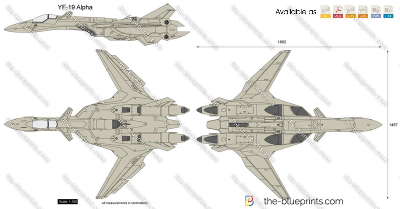 YF-19 Alpha