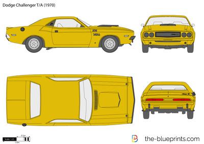 Dodge Challenger T/A (1970)