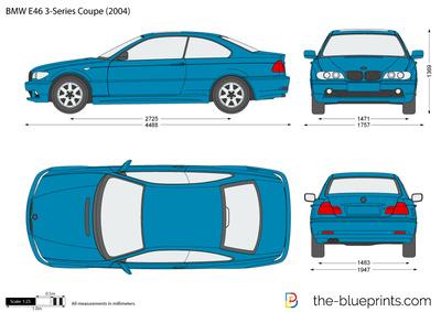 BMW 3-Series Coupe E46 (2004)