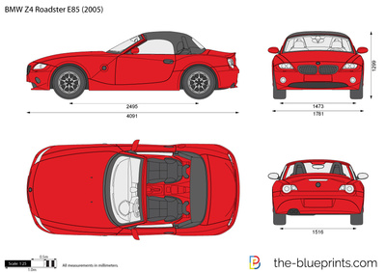 BMW Z4 Roadster E85