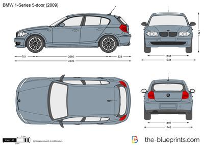 BMW 1-Series 5-door E87