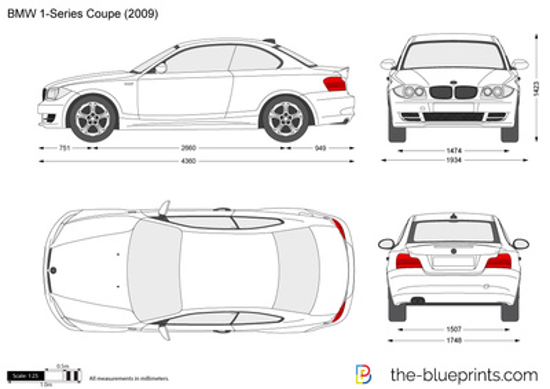 BMW 1-Series Coupe E82