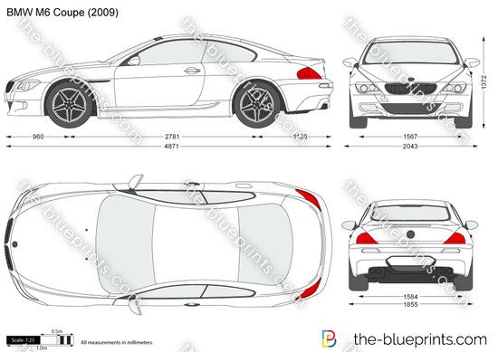 BMW M6 Coupe E63