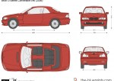 BMW 3-Series Convertible E46 (2006)