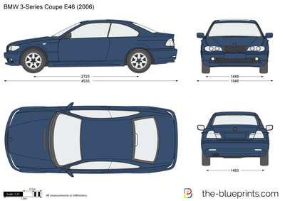 BMW 3-Series Coupe E46