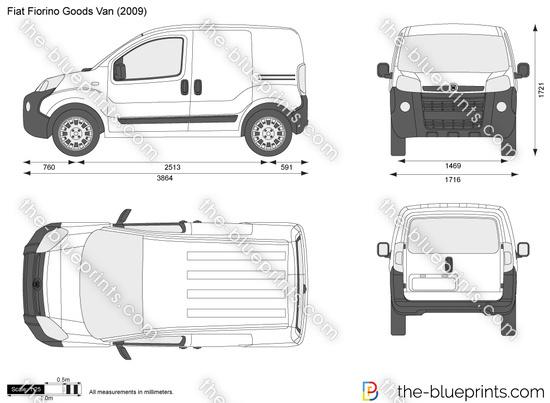 Fiat Fiorino Goods Van