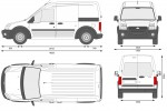 Ford Tourneo Connect LWB