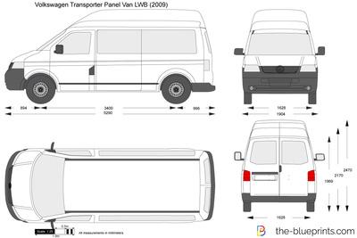 Volkswagen Transporter Panel Van LWB