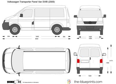 Volkswagen Transporter Panel Van SWB