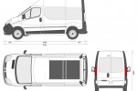 Renault Trafic Panel Van High Roof SWB