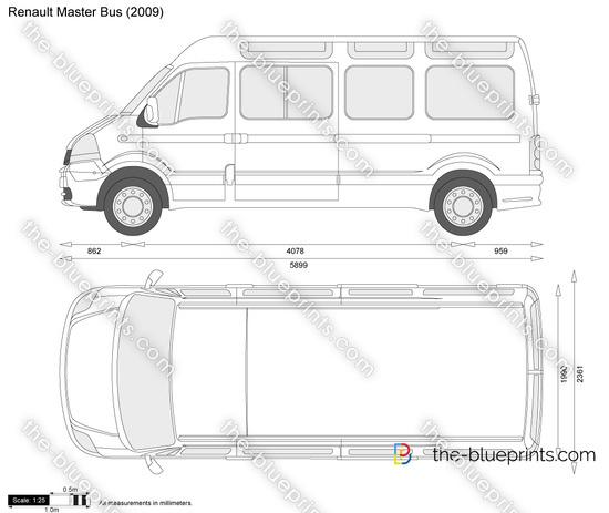 Renault Master Bus