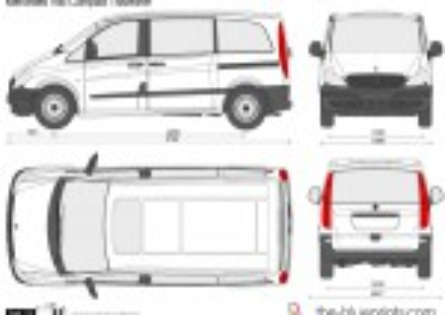 Mercedes-Benz Vito Compact Traveliner