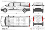 Mercedes-Benz Vito Extra Long Traveliner