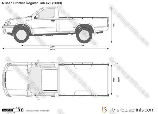 Nissan Frontier Regular Cab 4x2