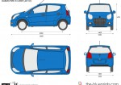 Suzuki Alto 5-Door (2010)