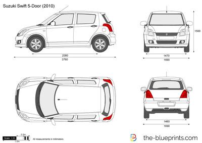 Suzuki Swift 5-Door