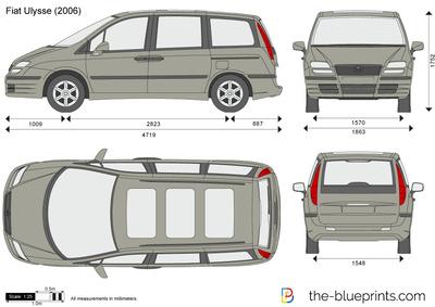Fiat Ulysse (2006)