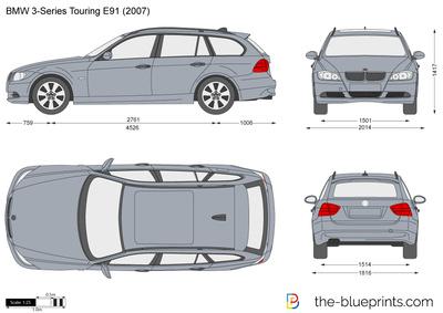 BMW 3-Series Touring E91