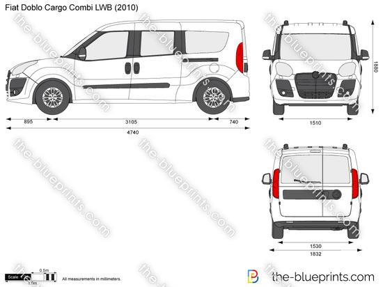 Fiat Doblo Cargo Combi LWB