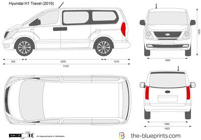 Hyundai H1 Travel