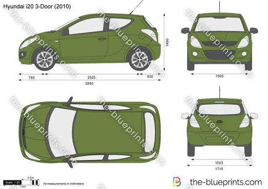 Hyundai i20 3-Door
