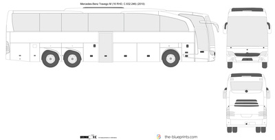 Mercedes-Benz Travego M (16 RHD, C.632.246)