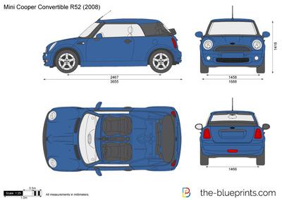 Mini Cooper Convertible R52