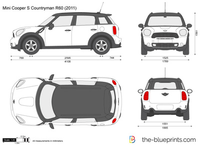 Mini Cooper S Countryman R60