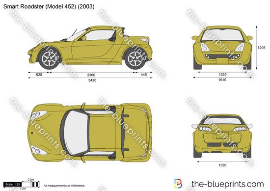 Smart Roadster (Model 452)