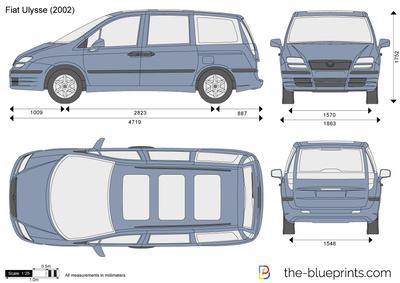 Fiat Ulysse (2002)