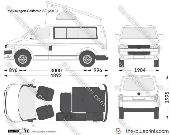 Volkswagen California SE