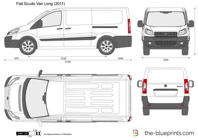 Fiat Scudo Van LWB