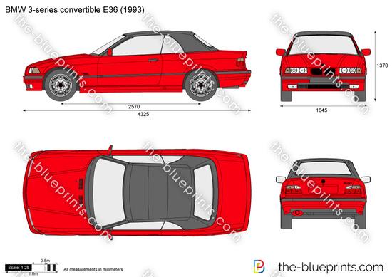 BMW 3-Series Cabrio E36